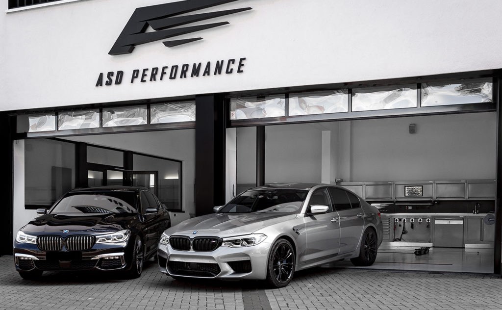 ASD Performance - home background